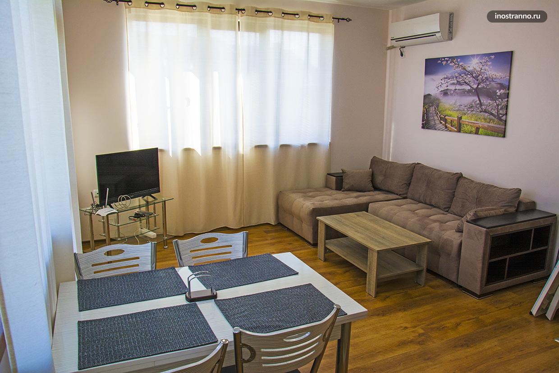 Аренда апартамента в городе Черноморец
