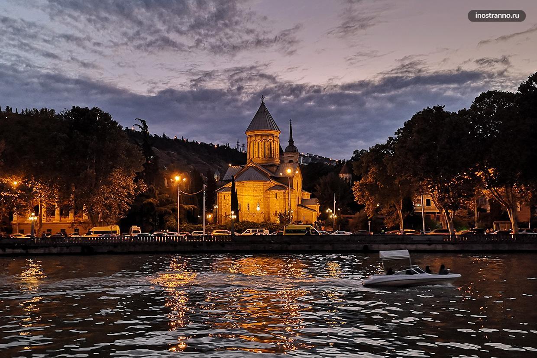 Церковь Сиони в Тбилиси