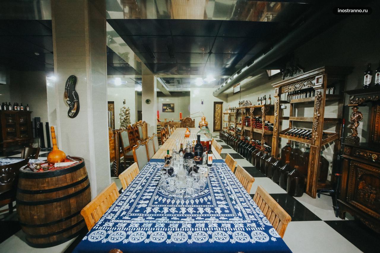 Hotel Wine Palace Tbilisi отель в дегустацией вина в Тбилиси