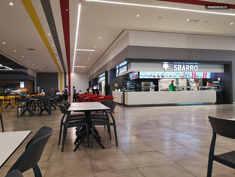 Где поесть и рестораны в Новом аэропорте Стамбула