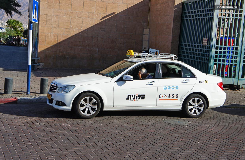Такси и трансфер из аэропорта Рамон до Эйлата