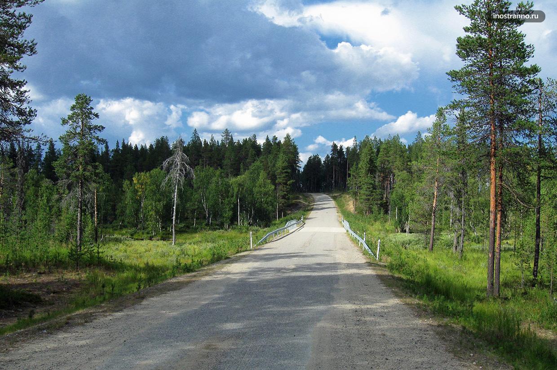 Финляндия и Хельсинки аренда авто