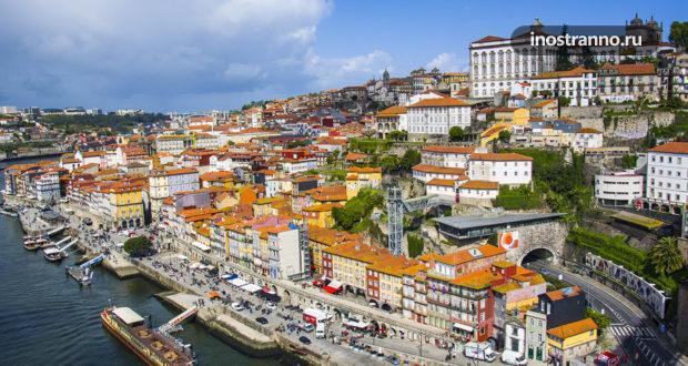 Порту – город, знаменитый не только портвейном