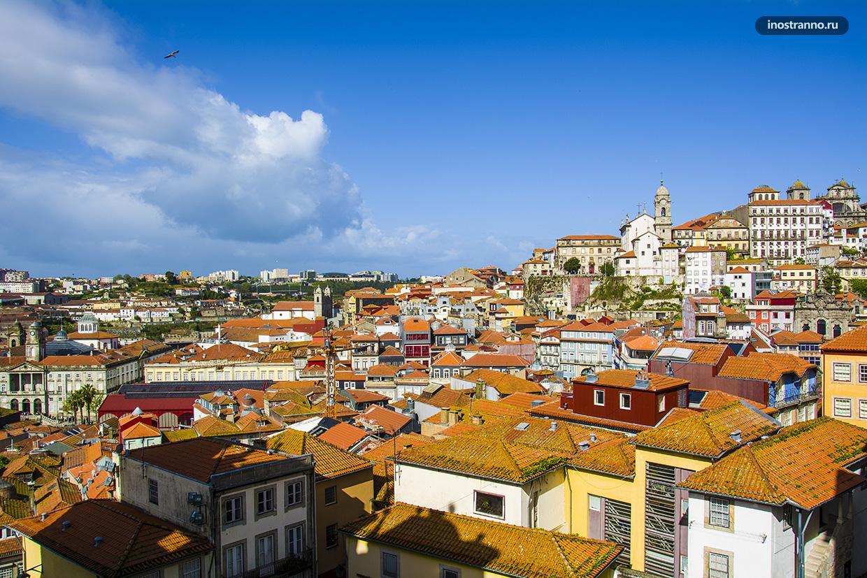 Португальские домики