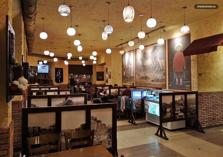 Самикитно хороший круглосуточный ресторан в центре Тбилиси
