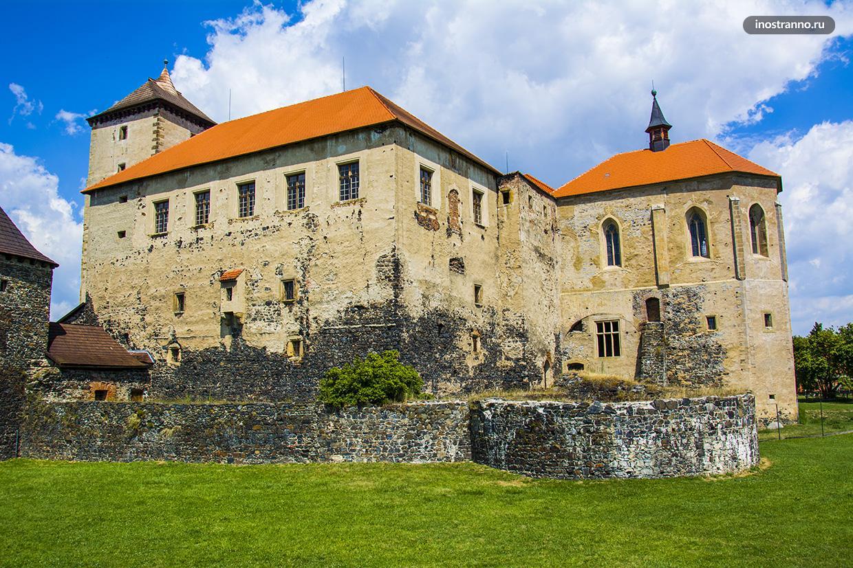 Чешская крепость