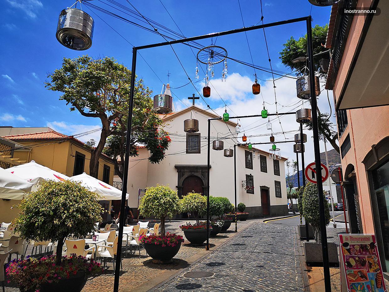 Улицы на Мадейре