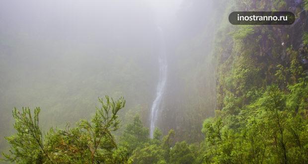 Мадейра – живописная экскурсия по 25 водопадам