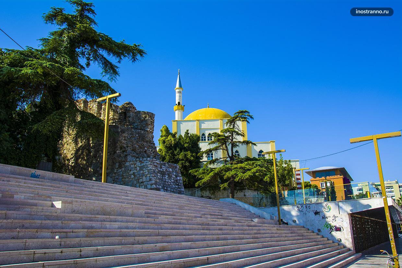 Албанский город Дуррес