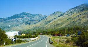 Маршрут нашего путешествия по Балканам (Македония, Албания, Черногория, Хорватия)