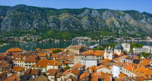 Прекрасный черногорский Котор