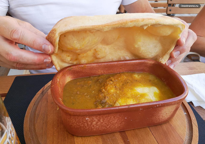 Черногорский суп