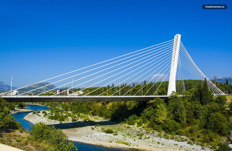 Московский мост в Подгорице