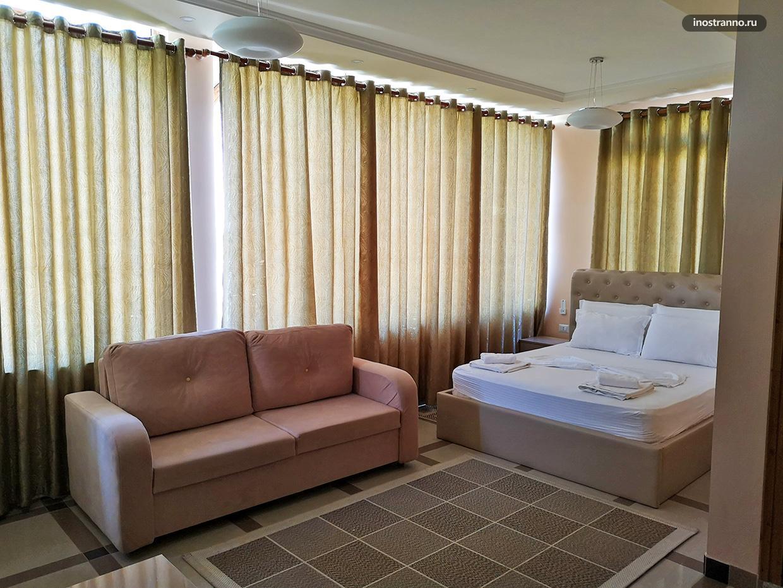 Хороший отель в Шкодере в Албании