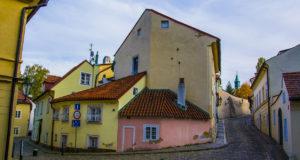 Новый Свет — малоизвестный район Праги