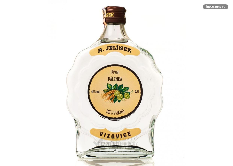 Дистиллят из пива крепкий алкогольный напиток