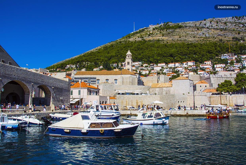 Морские прогулки в Дубровнике