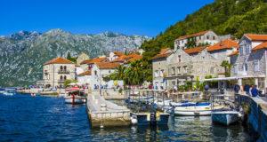 Пераст – скрытая жемчужина Черногории