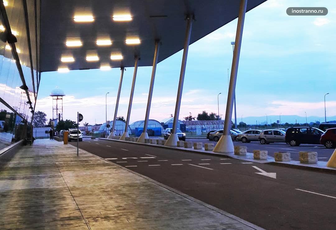 Аэропорт Пловдива