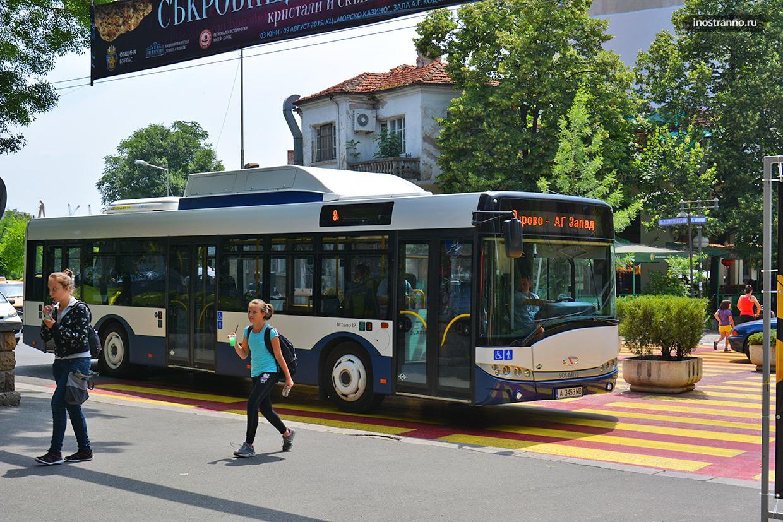 Автобусы Пловдива