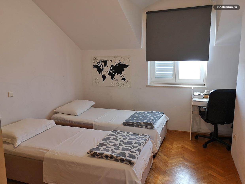 Тихая квартира в Дубровнике для семьи с детьми