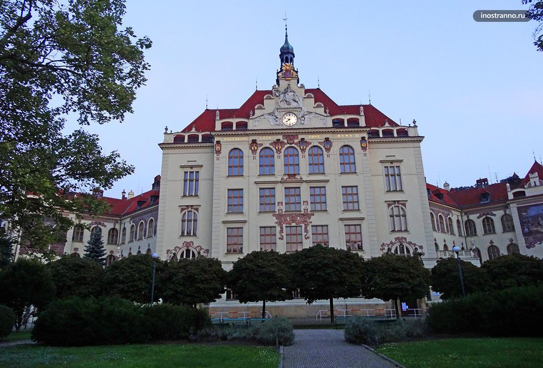 Школа в Праге