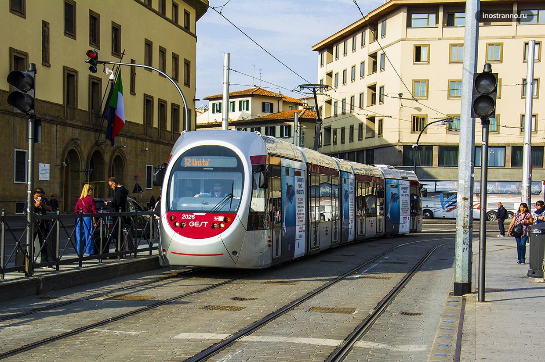 Трамвай до Флоренции