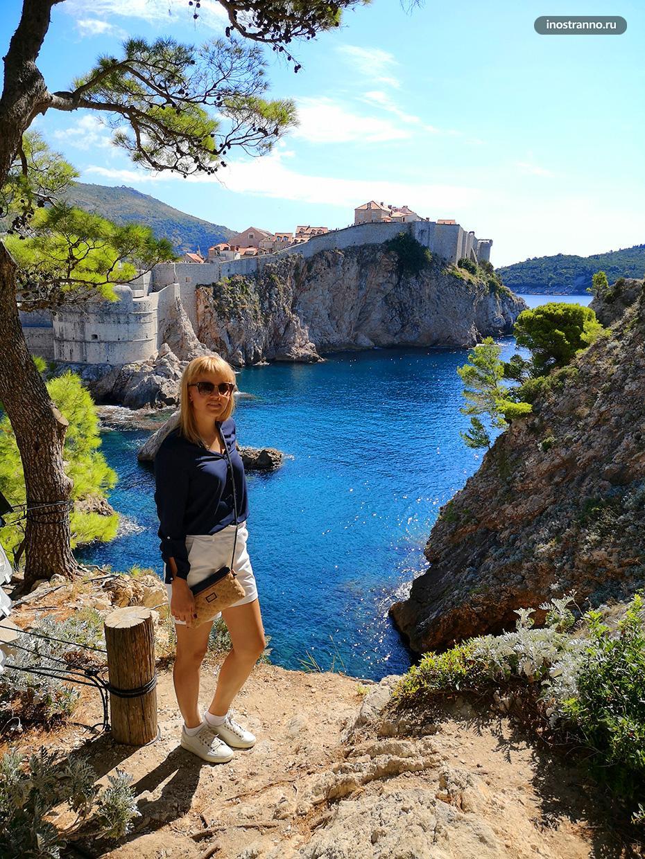 Где сфотографироваться в Дубровнике