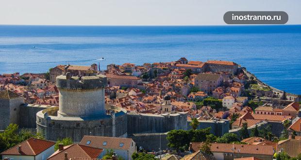 Наш один день в Дубровнике среди толпы туристов