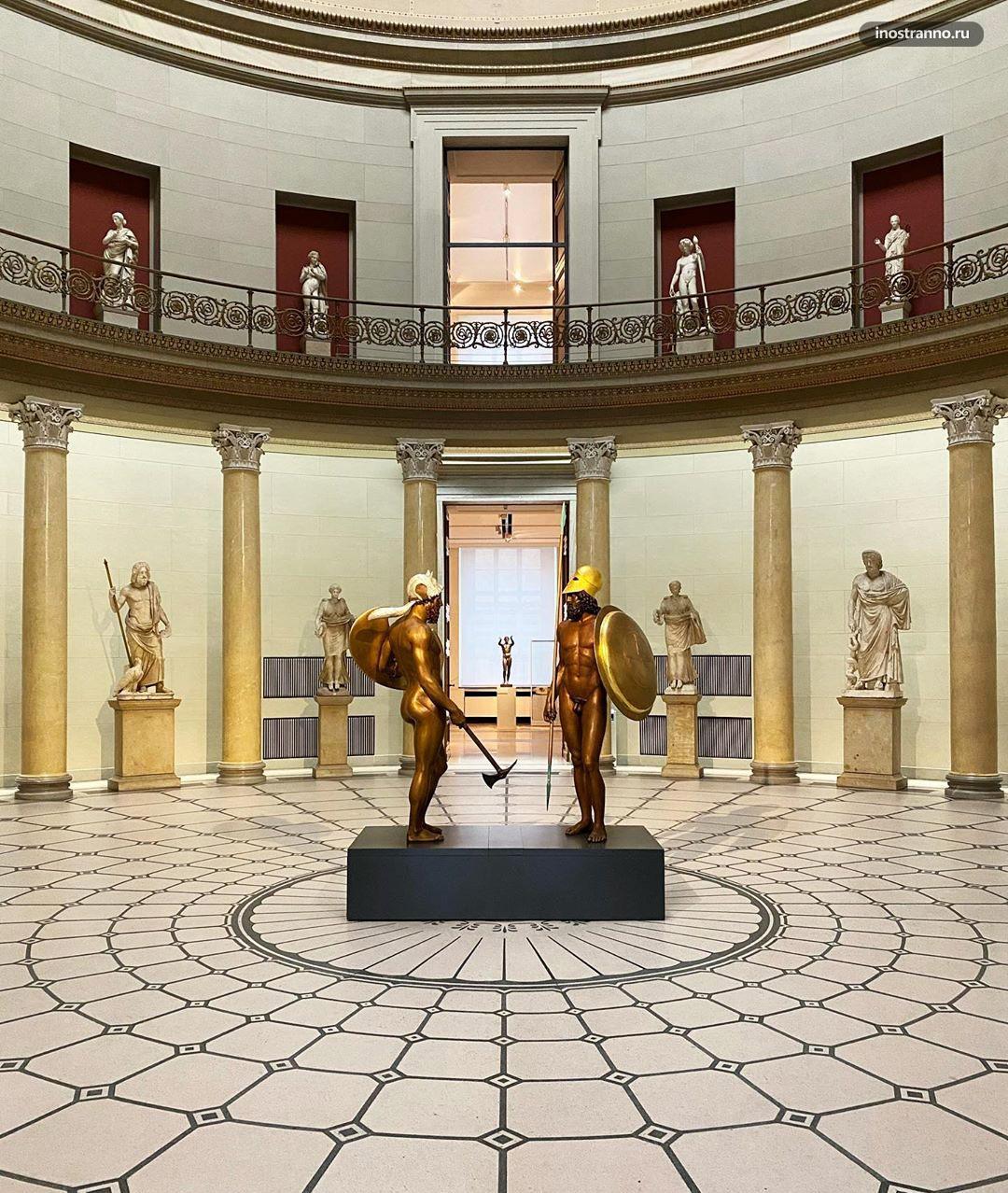 Старый музей в Берлине