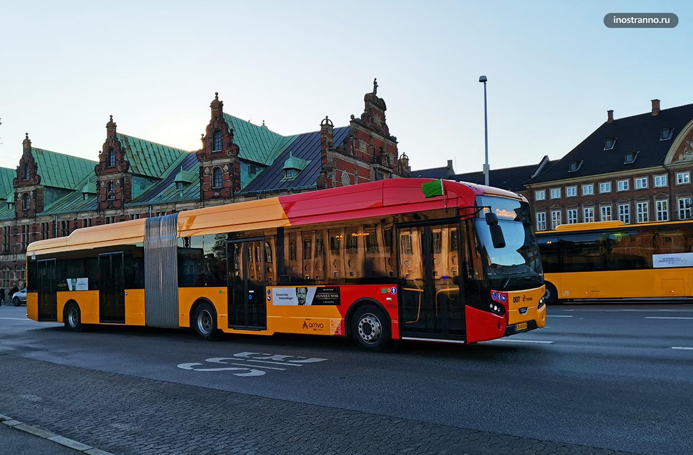 Автобусы Копенгагена