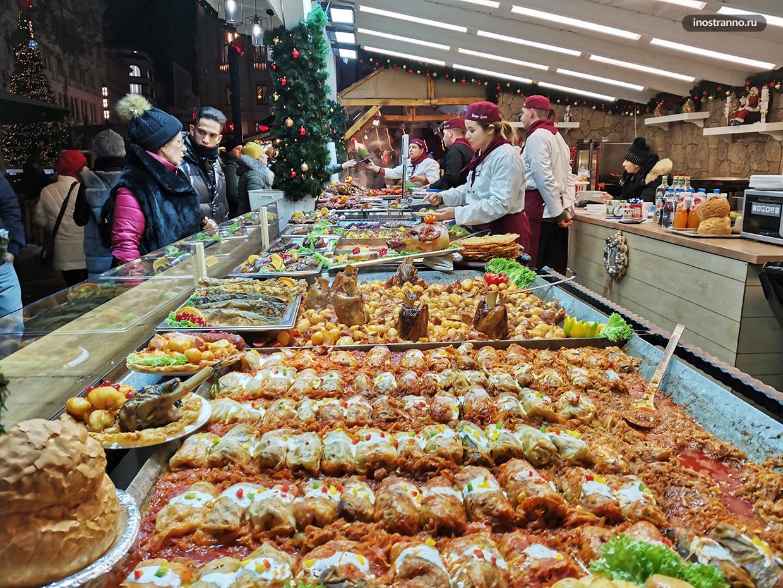 Самые вкусные венгерские блюда