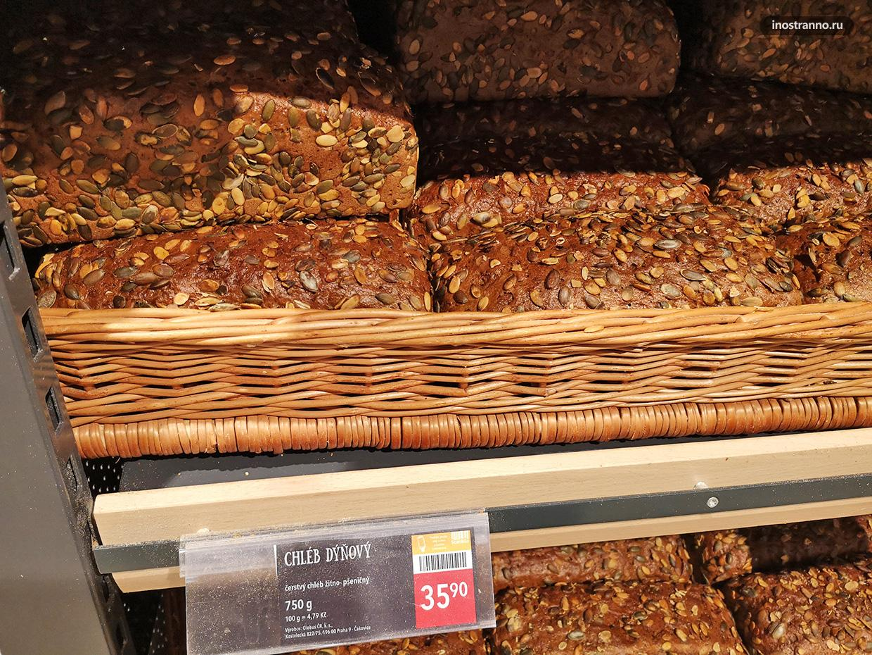 Традиционный хлеб в Чехии