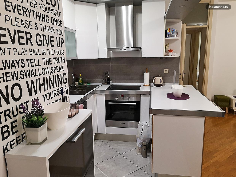 Апартамент на Airbnb в Сплите