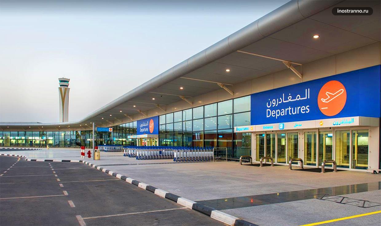 Аэропорт Аль-Мактум Дубай