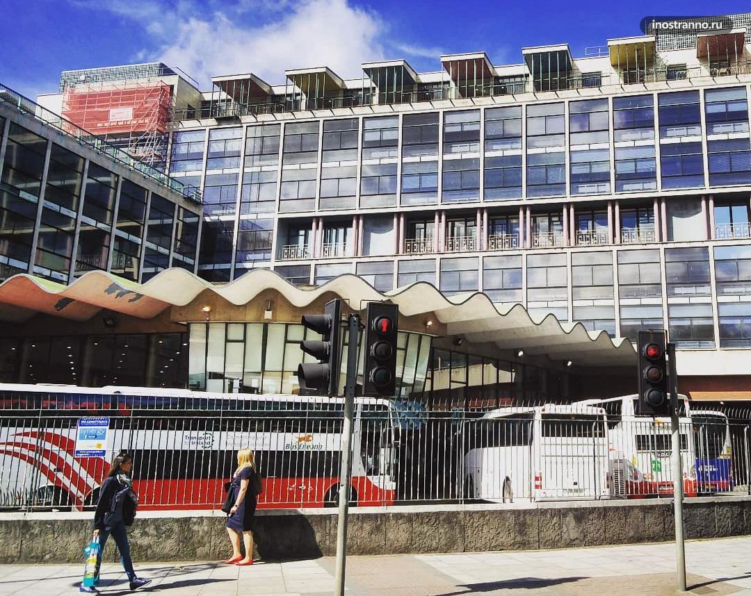 Автовокзал Дублина