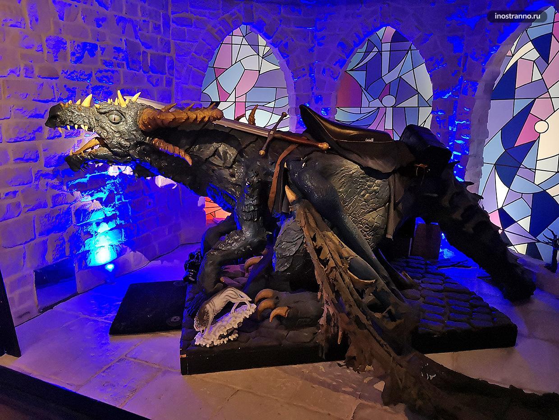 Дракон из сериала Игра престолов