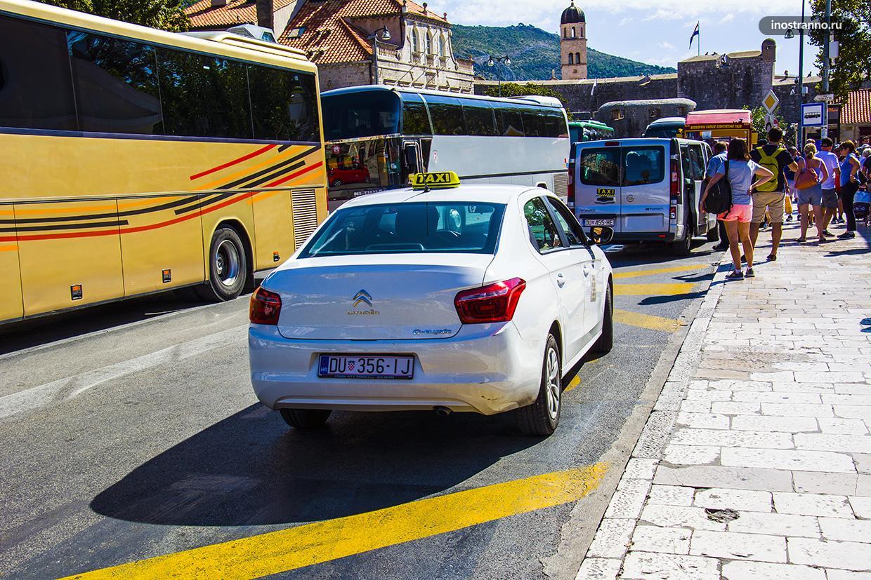 Дубровник такси и трансфер из аэропорта