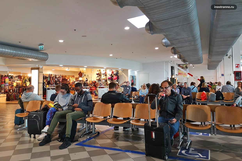 Как добраться до аэропорта Пизы