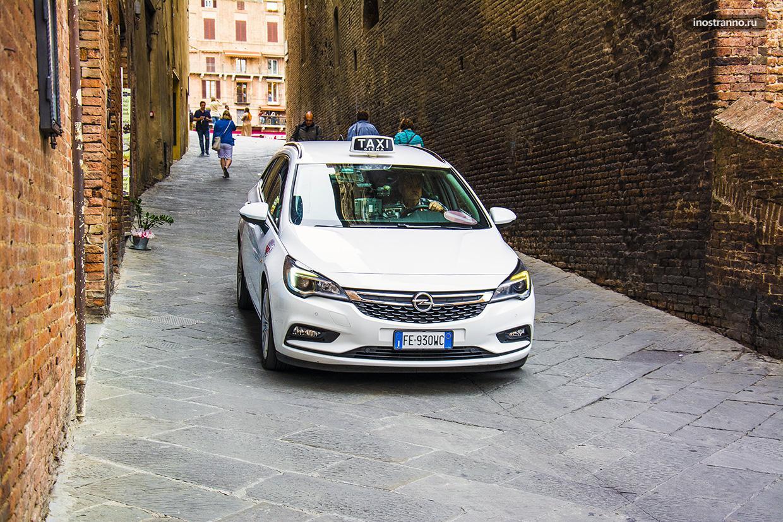Пиза такси и трансфер из аэропорта