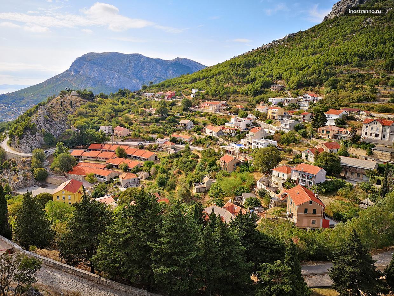 Хорватские пейзажи
