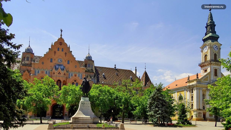 Кечкемет необычный городок в Венгрии