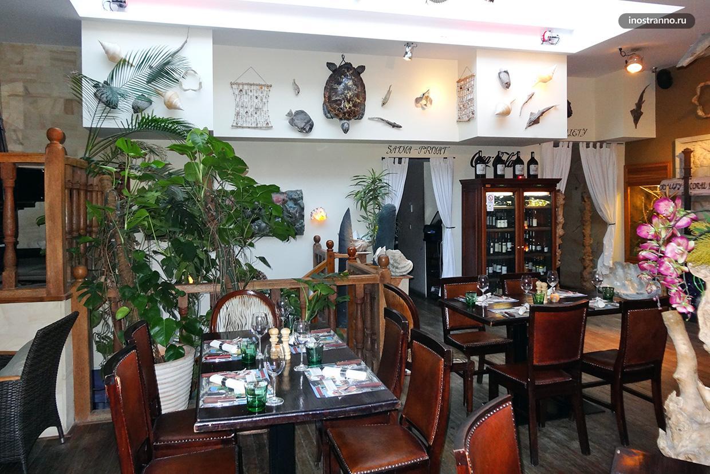 La Casa Argentina хороший ресторан в Праге с музыкой и стейками