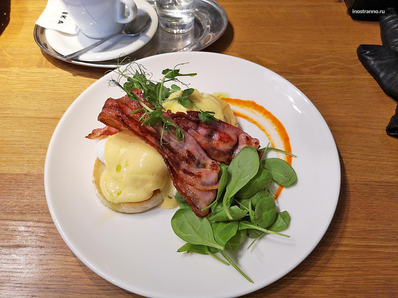 Лучший завтрак в Будапеште