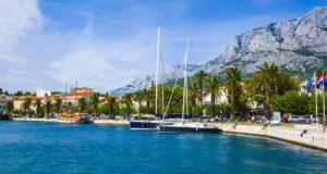 Городки Макарской ривьеры для отдыха в Хорватии