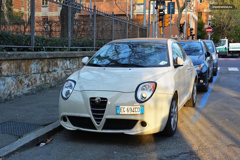 Аренда авто в Римини и в аэропорту