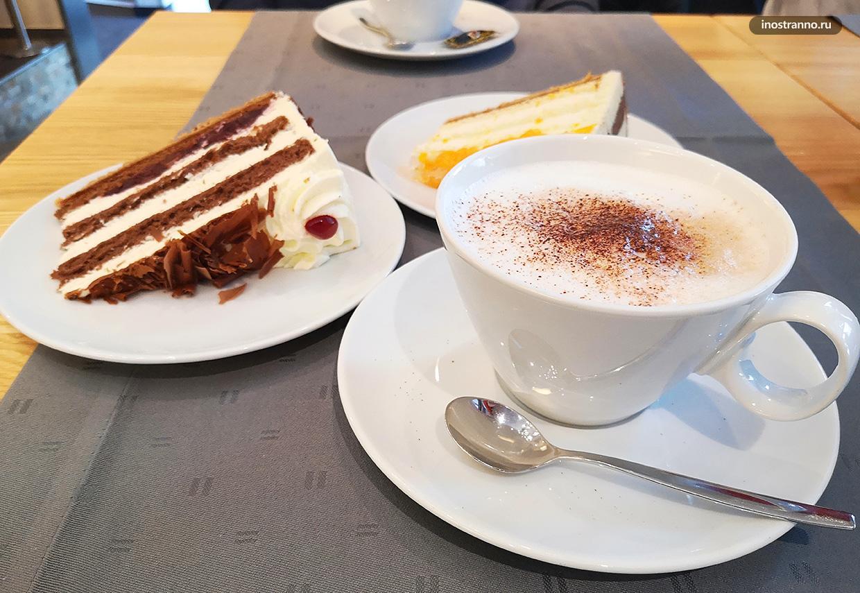 Шварцальдский торт
