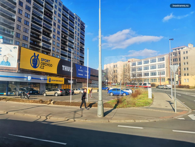 Простые улицы Праги