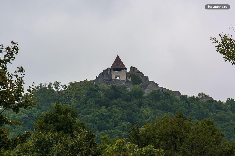 Вышеград крепость рядом с Будапештом