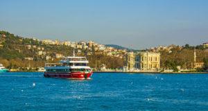 По Стамбулу на паромах — фотоотчет